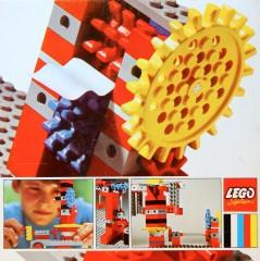 Lego 801 Gear Set