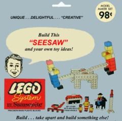Лего 803