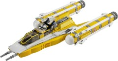 Anakin's Y-wing Starfighter