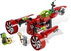 Lego 8060 Typhoon Turbo Sub