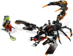 Lego 8076 Deep Sea Striker