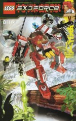Lego 8111 River Dragon