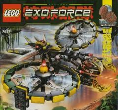 Lego 8117 Storm Lasher