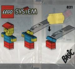 Lego 821 Brick Separator, Grey