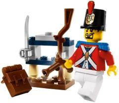 Lego 8396 Soldier