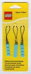 Lego 850415 Zipper Pullers (Aqua)