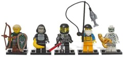 Lego 850458 VIP Top 5 Boxed Minifigures
