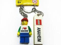Lego 850496 Anaheim Key Chain