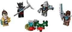 Lego 850910 Legends of Chima Minifigure Accessory Set