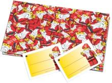 Lego 851680 Santa Gift Wrap and Tags