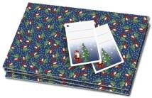 Lego 851841 Gift Wrap Santa Mini-Figure & Tree