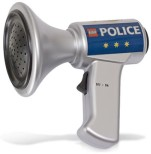 Lego 851901 City Police Megaphone