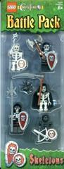Lego 852272 Skeletons Battle Pack