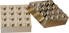 Lego 852745 Metallized Magnet Set