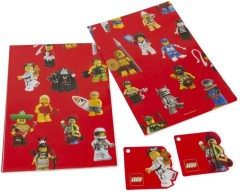 Lego 853240 Minifigure Wrapping Paper