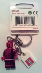 Exclusive LEGO VIP Key Chain