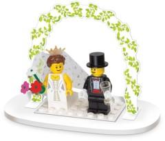 Minifigure Wedding Favour Set
