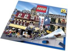 Lego 853352 2012 US Calendar