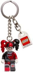 Lego 853636 Harley Quinn Key Chain