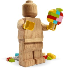 Wooden Minifigure