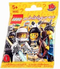 LEGO Minifigures Series 1 {Random bag}