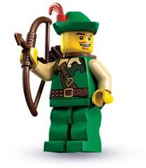 Lego 8683 Forestman