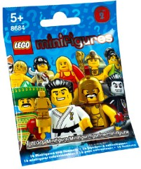 LEGO Minifigures Series 2 {Random bag}