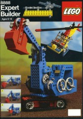 Lego 8888 Ideas Book