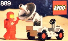 Lego 889 Radar Truck