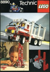Lego 8890 Ideas Book