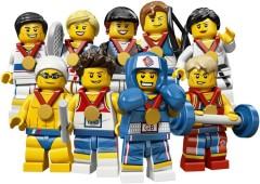 Team GB Minifigures {Random bag}
