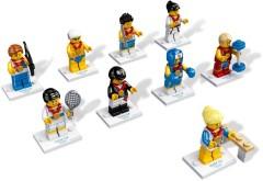 Team GB Minifigures - Complete Set