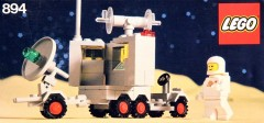 Lego 894 Mobile Ground Tracking Station