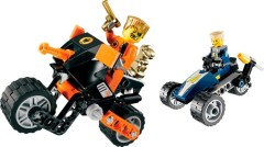 Lego 8967 Gold Tooth