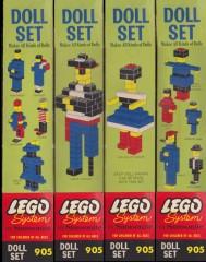 Lego 905 Doll Set