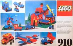 Lego 910 Advanced Basic Set, 6+