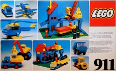 Lego 911 Advanced Basic Set, 6+