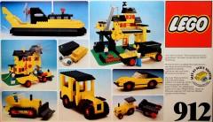 Lego 912 Advanced Basic Set with Motor, 6+