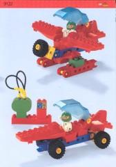 Lego 9122 Vehicles