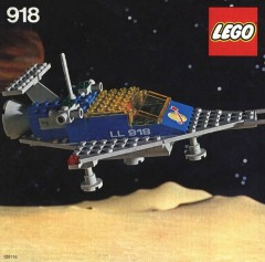 Lego 918 One Man Space Ship