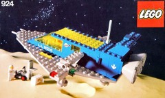 Lego 924 Space Transporter