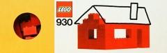 Lego 930 Red Bricks
