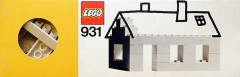 Lego 931 White Bricks