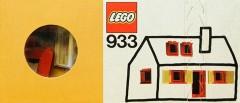Лего 933