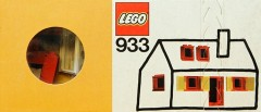 Lego 933 Doors and Windows