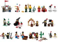 Fairytale and Historic Minifigure Set