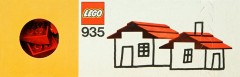 Lego 935 Roof Bricks, 33°