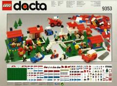 Lego 9353 Theme Set