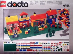 Lego 9356 Town Environment