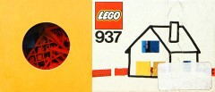 Lego 937 Doors and Fences